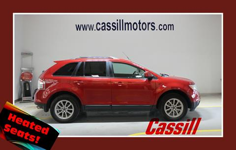 Ford edge for sale in cedar rapids ia for Cassill motors used cars