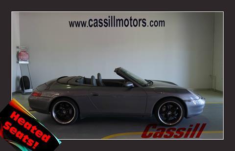 2001 Porsche 911 for sale in Cedar Rapids, IA