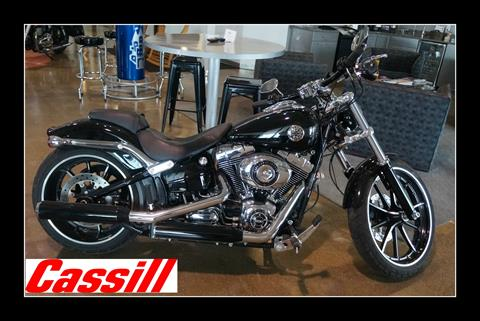 2014 Harley-Davidson Fxsb for sale in Cedar Rapids IA