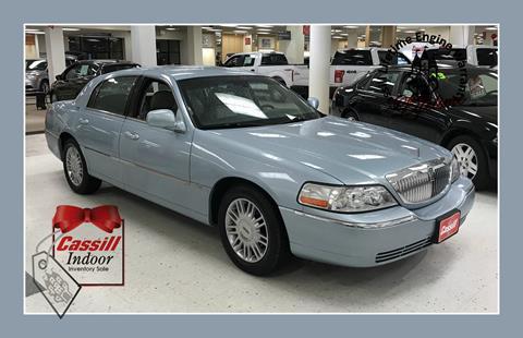 Lincoln Town Car For Sale In Iowa Carsforsale Com