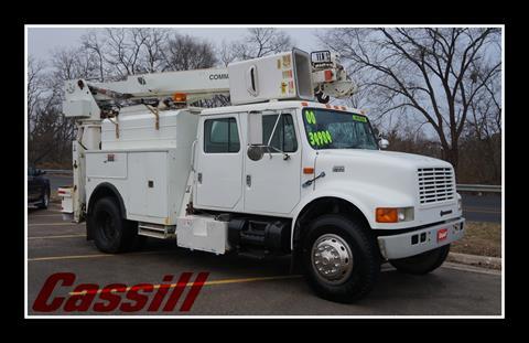 2000 International 4900 for sale in Cedar Rapids, IA