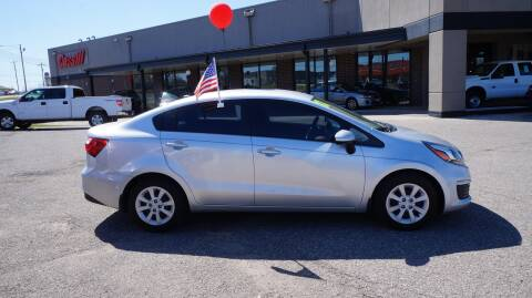 2017 Kia Rio for sale at Cassill Motors Inc in Cedar Rapids IA