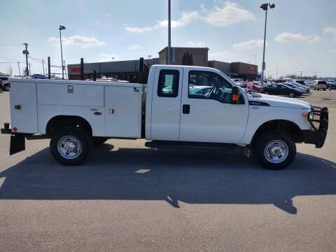 2015 Ford F-350 Super Duty for sale at Cassill Motors Inc in Cedar Rapids IA