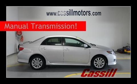 2009 Toyota Corolla for sale in Cedar Rapids IA