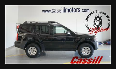 2010 Nissan Xterra for sale in Cedar Rapids IA