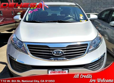 2011 Kia Sportage for sale in National City, CA