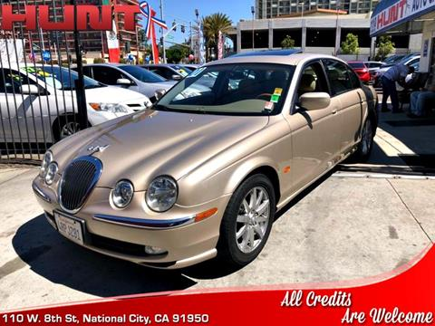 2001 Jaguar S Type For Sale In National City, CA