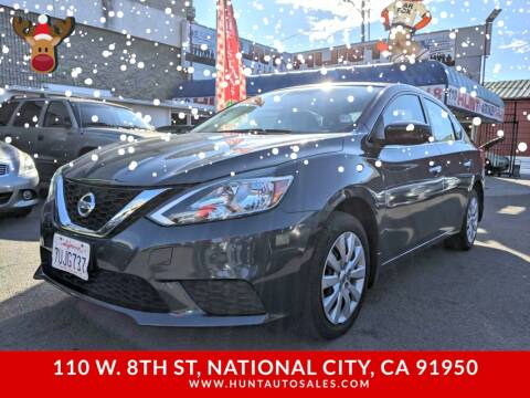 Nissan National City >> 2016 Nissan Sentra For Sale In National City Ca