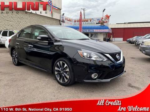 Nissan National City >> 2017 Nissan Sentra For Sale In National City Ca