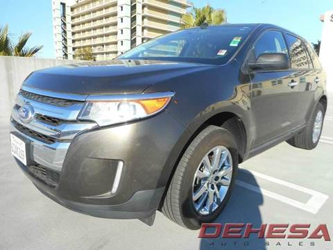 2011 Ford Edge For Sale >> Ford Edge For Sale In National City Ca Hunt Auto Sales