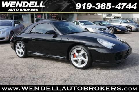 Wendell Auto Brokers >> 2004 Porsche 911 For Sale In Wendell Nc