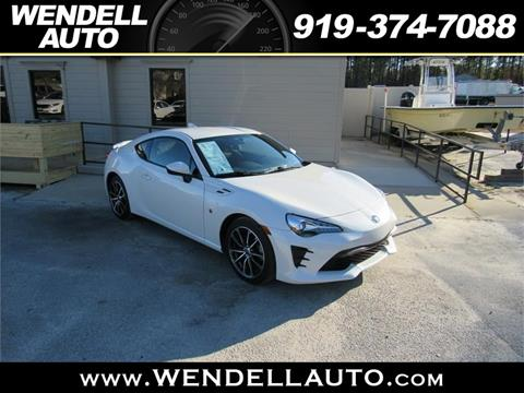 2017 Toyota 86 for sale in Wendell, NC