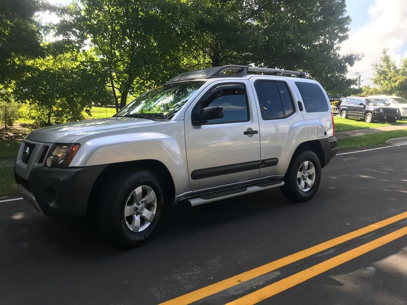 2012 nissan xterra s a5 in durham nc the auto finders. Black Bedroom Furniture Sets. Home Design Ideas