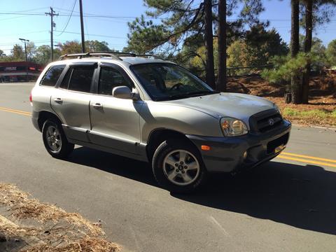 2006 Hyundai Santa Fe for sale in Durham, NC