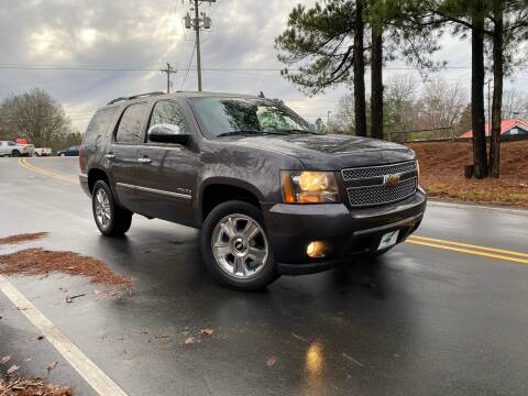 2010 Chevrolet Tahoe for sale at THE AUTO FINDERS in Durham NC