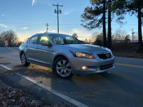 2009 Honda Accord for sale at THE AUTO FINDERS in Durham NC