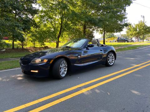 2008 BMW Z4 for sale at THE AUTO FINDERS in Durham NC
