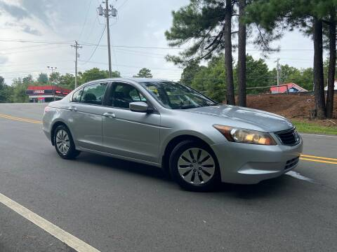 2010 Honda Accord for sale at THE AUTO FINDERS in Durham NC