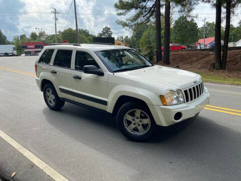 2005 Jeep Grand Cherokee for sale at THE AUTO FINDERS in Durham NC