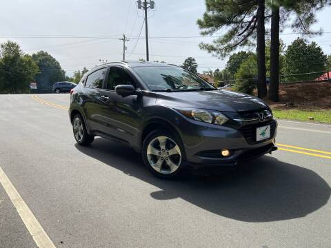 2016 Honda HR-V for sale at THE AUTO FINDERS in Durham NC