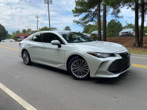 2019 Toyota Avalon for sale at THE AUTO FINDERS in Durham NC