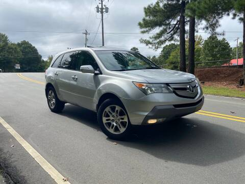 2009 Acura MDX for sale at THE AUTO FINDERS in Durham NC