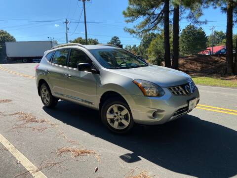 2014 Nissan Rogue Select for sale at THE AUTO FINDERS in Durham NC