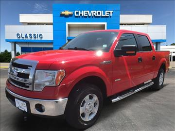 2014 Ford F-150 for sale at Classic Chevrolet in Owasso OK