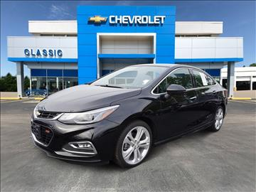 2016 Chevrolet Cruze for sale at Classic Chevrolet in Owasso OK