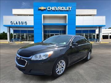 2014 Chevrolet Malibu for sale at Classic Chevrolet in Owasso OK