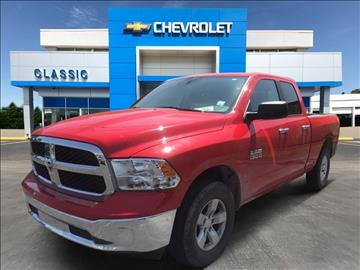 2015 RAM Ram Pickup 1500 for sale at Classic Chevrolet in Owasso OK