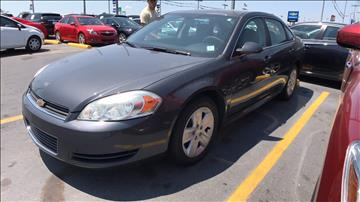 2010 Chevrolet Impala for sale at Classic Chevrolet in Owasso OK