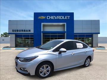 2017 Chevrolet Cruze for sale in Owasso, OK