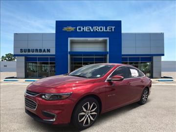 2017 Chevrolet Malibu for sale in Owasso, OK