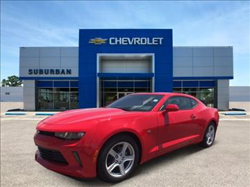 2017 Chevrolet Camaro for sale in Owasso, OK