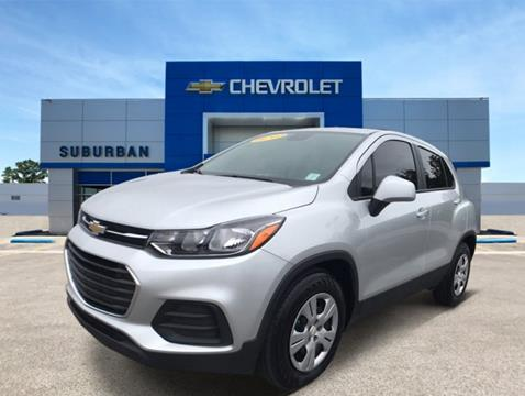 2017 Chevrolet Trax for sale in Owasso, OK