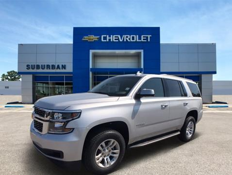 2017 Chevrolet Tahoe for sale in Owasso, OK
