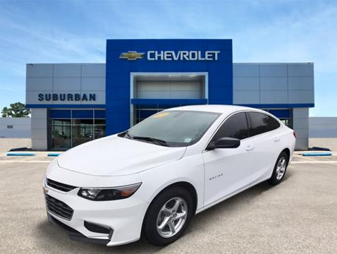 2017 Chevrolet Malibu for sale in Owasso, OK