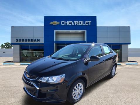 2018 Chevrolet Sonic for sale in Owasso, OK