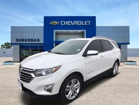 2018 Chevrolet Equinox for sale in Owasso, OK