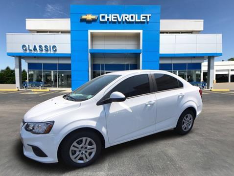 2017 Chevrolet Sonic for sale in Owasso, OK