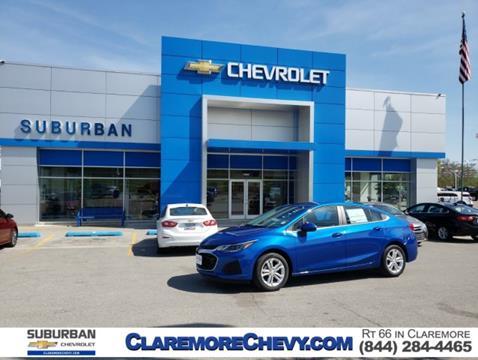 2019 Chevrolet Cruze for sale in Owasso, OK