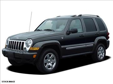 2006 Jeep Liberty for sale at Classic Chevrolet in Owasso OK