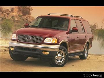 2000 Ford Expedition for sale at Classic Chevrolet in Owasso OK
