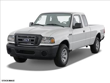 2007 Ford Ranger for sale at Classic Chevrolet in Owasso OK