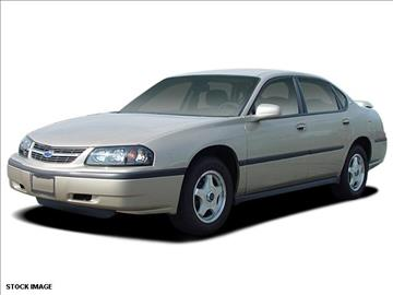 2005 Chevrolet Impala for sale at Classic Chevrolet in Owasso OK