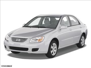 2007 Kia Spectra for sale at Classic Chevrolet in Owasso OK