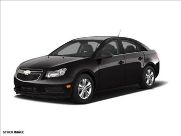 2014 Chevrolet Cruze for sale at Classic Chevrolet in Owasso OK