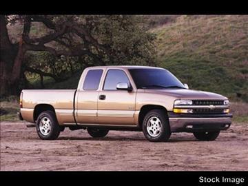 2001 Chevrolet Silverado 1500 for sale at Classic Chevrolet in Owasso OK