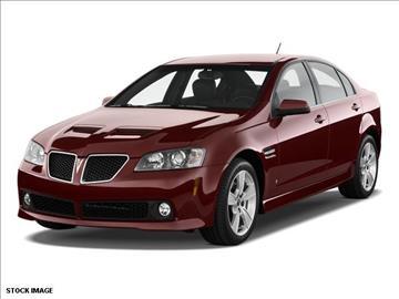 2009 Pontiac G8 for sale in Owasso, OK